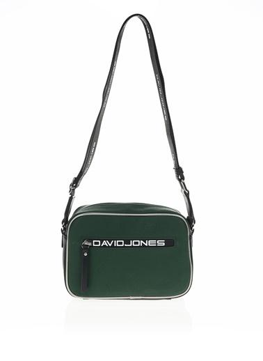 David Jones Messenger / Askılı Çanta Yeşil